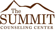 The Summit Counseling Center Logo (brown