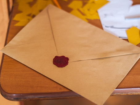 A Letter Received