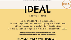 IDEAL Defined: IDEAL