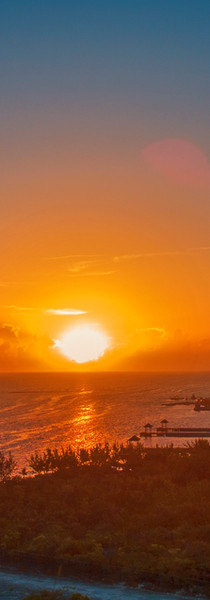 Sunset - Providenciales
