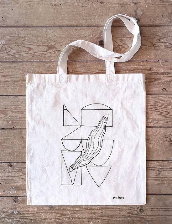 canvas bag for pawel