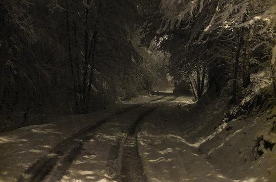 """Droga na naszą """"górkę"""""""