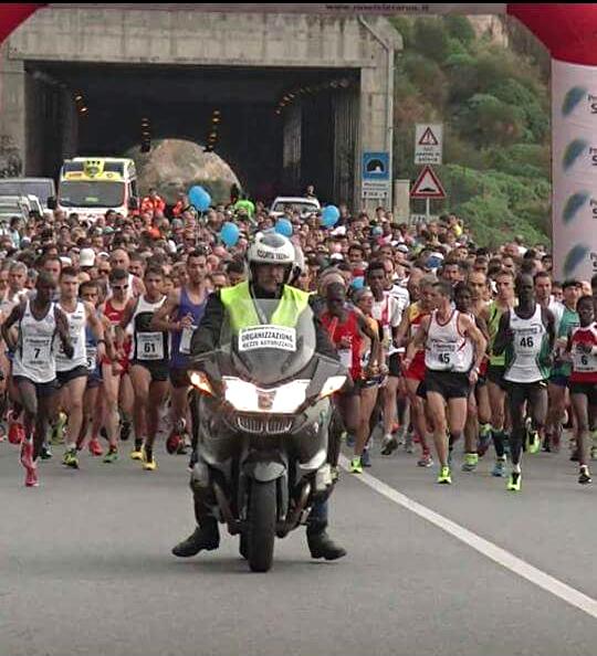 Run Riviera Marathon