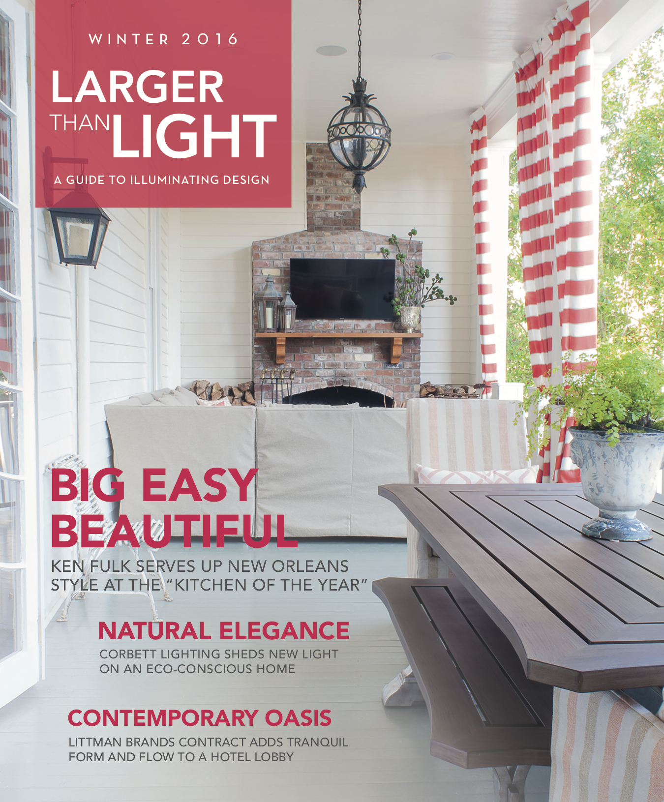 Larger Than Light magazine cover