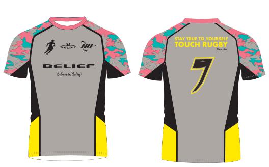 2020 Nara Hide x Belief コラボゲームTシャツ