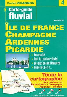 ILE DE FRANCE - CHAMPAGNE - ARDENNES - PICARDIE