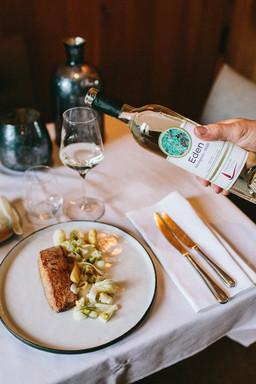 Salmon - Asparagus & Eden