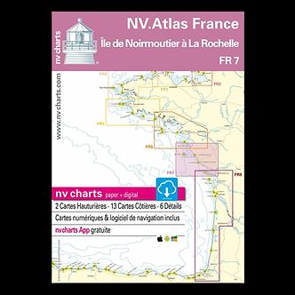 NV ATLAS FR7 ÎLE DE NOIRMOUTIER À LA ROCHELLE