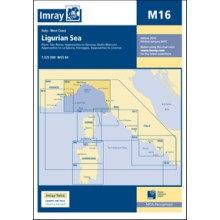 CARTE IMRAY M16 ITALIE: LIGURIAN SEA / GOLFE DE GÊNES