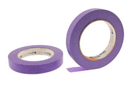 Tape mauve 50m-25mm