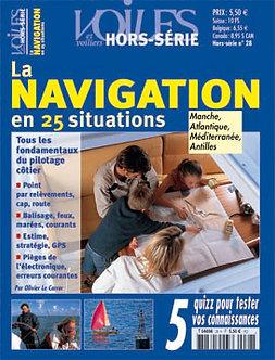 LA NAVIGATION EN 25 SITUATIONS