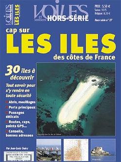 CAP SUR LES ILES DES COTES DE FRANCE