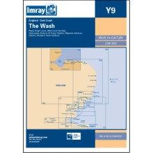 CARTE IMRAY Y9 ANGLETERRE: THE WASH
