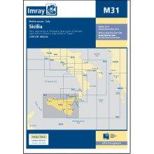 CARTE IMRAY M31 SICILY / SICILE