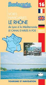 GUIDE FLUVIACARTE N° 16 LE RHÔNE