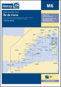 CARTE IMRAY M6 ILE DE CORSE