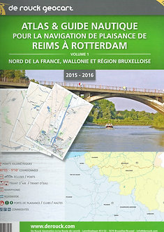 ATLAS & GUIDE REIMS À ROTTERDAM