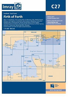CARTE IMRAY C27 ECOSSE: FIRTH OF FORTH