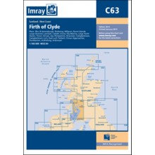 CARTE IMRAY C63 ECOSSE: FIRTH OF CLYDE