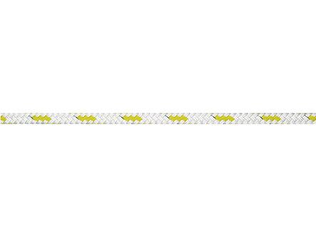 blanc et jaune 6mm
