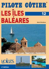 PILOTE CÔTIER N°12 - ILES BALÉARES
