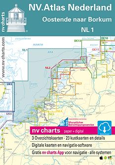 NV.ATLAS NL1 - BORKUM NAAR OOSTENDE