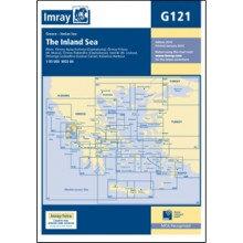 CARTE IMRAY G121 GRÈCE MER IONNIENNE: THE INLAND SEA