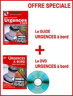 COUPLAGE URGENCES A BORD