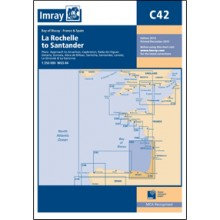 CARTE IMRAY C42 LA ROCHELLE TO SANTANDER