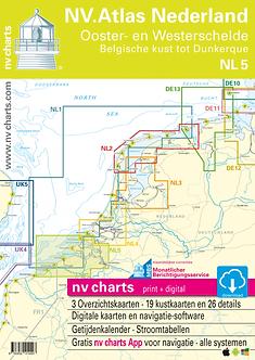 NV.ATLAS NL5 - OOSTER- & WESTERSCHELDE