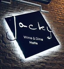 Jacky Wine & Dine Halle