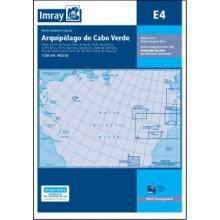CARTE IMRAY E4 ARQUIPELAGO DE CABO VERDE / CAP VERT