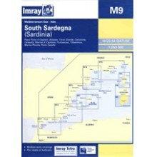 CARTE IMRAY M9 SOUTH SARDEGNA / SARDAIGNE SUD