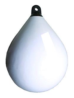 Pare-battage sphérique Blanc 35cm