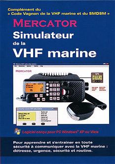 CD-ROM SIMULATEUR DE LA VHF MARINE