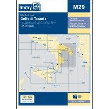 CARTE IMRAY M29 ITALIE: GOLFO DI TARANTO / GOLFE DE TARENTE