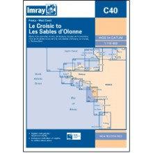 CARTE IMRAY C40 CROISIC - SABLES D'OLONNE