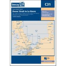 CARTE IMRAY C31 DOVER STRAIT TO LE HAVRE