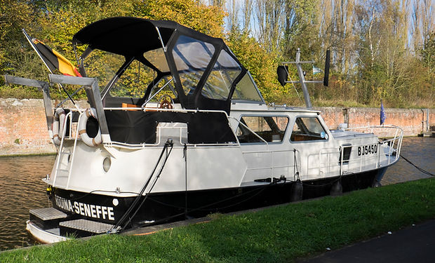 Cascaruda - yacht broker.brussels