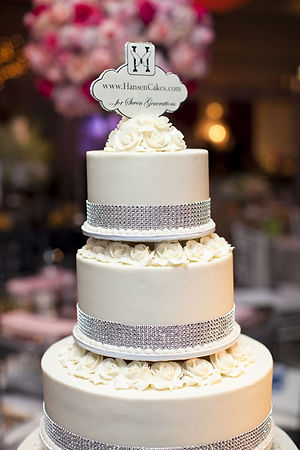 Wedding Cakes in Los Angeles