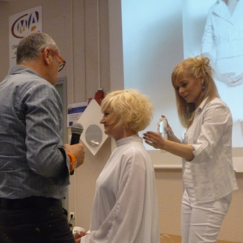 présentation de coiffure, nouvelles tendances 2015