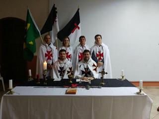 Brasil sedia o II Encontro Anual da Ordem do Templo