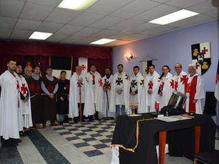 Encontro Anual da Ordem do Templo - Chile 2018