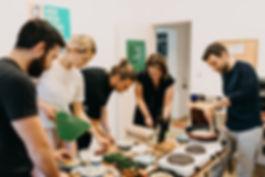 Learn Hebrew and Arabic Cooking Class Tel Aviv Jerusalem Israel