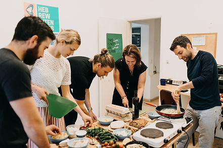 Learn Hebrew and Arabic Cooking Class Tel Aviv Jerusalem Israel