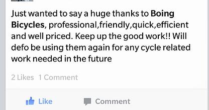 Mobile Bicycle Repair Bath