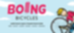 Boing Bicycles Logo