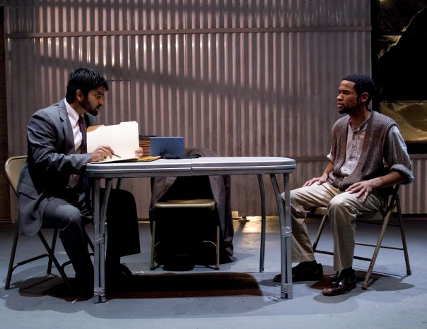 Vandit Bhatt in The Pillowman