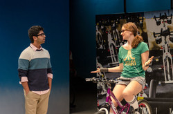 Vandit Bhatt in Bike America