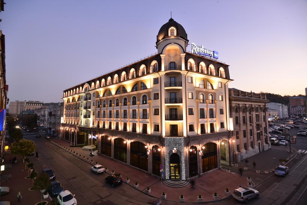 מלון רדיסון בלו פודול